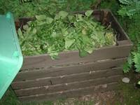 くず 肥料 野菜 家庭菜園(畑)の雑草や残渣(不要物)の処分について