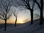 9.野谷荘司山・三方岩岳縦走スキー(時計回り)