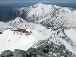 16.槍ヶ岳MTBスキー(上高地起点1day)