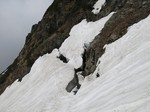 20.白馬岳スキー(2号雪渓滑走)