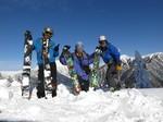 1.安房山スキー(野人さん・ドロップさんコラボ)