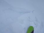 5.取立山スキー(雪崩懸念敗退)