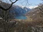 11.白山MTBスキー(平瀬東面台地、カンクラ雪渓滑走)