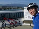 33.琵琶湖1周ライド(反時計回り・150kmコース)