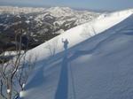 5.取立山-護摩堂山周回スキー