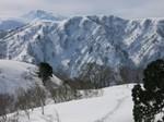8.大辻山・ショウガ山縦走スキー(360度パノラマ)