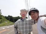 17.那谷寺・小松ドームライド(66km)