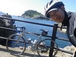 31.福井市鷹巣港ライド(東尋坊10km先、171km)