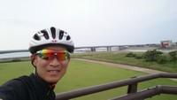 37.イーブニングライド(手取川河口-白山IC周回46km)