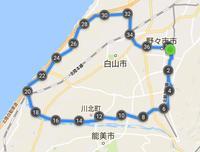 52.イーブニングライド(49km)