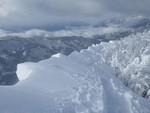 1.取立山スキー(激深雪)