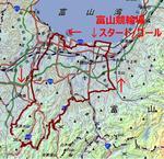 28.グランフォンド富山180kmロングコース完走(五箇山ヒルクライム付180km)